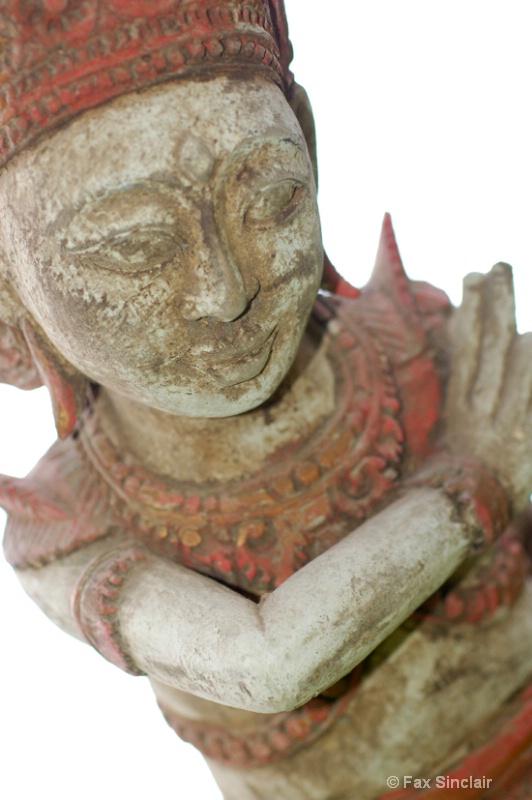 Garuda Face