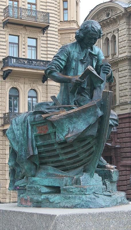 The Tsar Carpenter - Peter the Great
