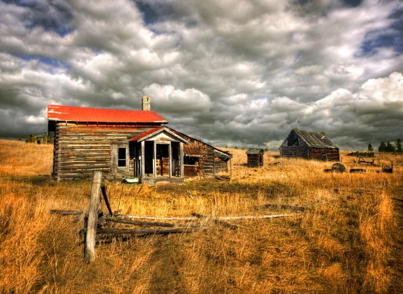 """""""Old Homestead """""""