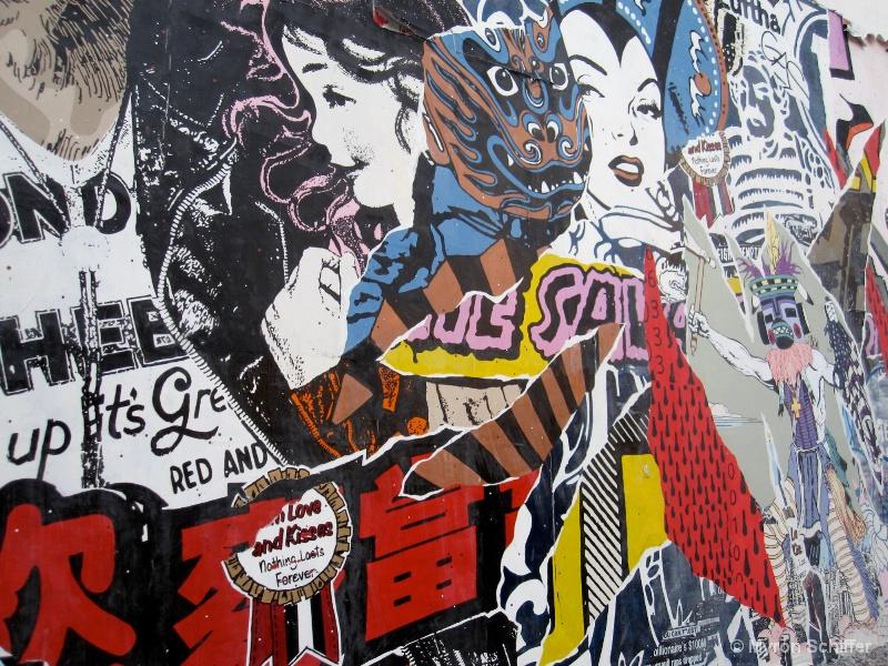 Grafitti Collage I