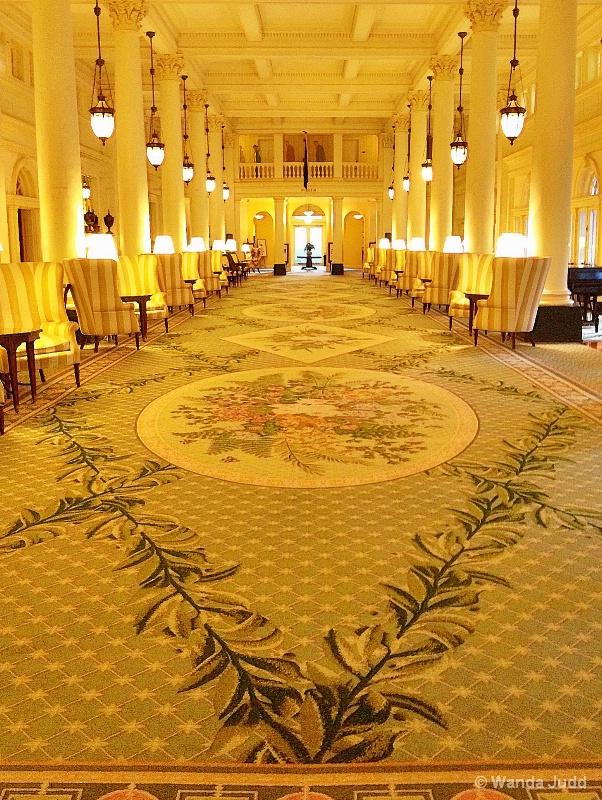 The Homstead Lobby