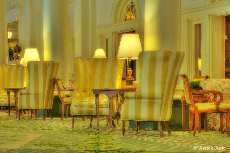 The Homstead...The Lobby 2