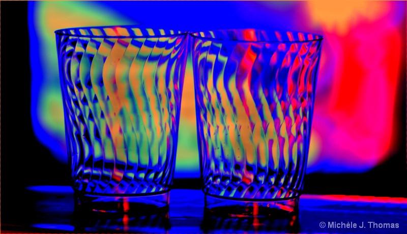Plastic Glasses !