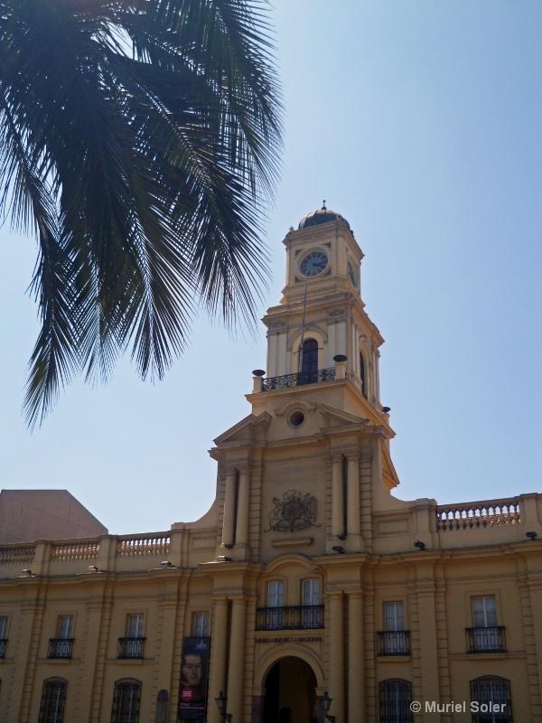Plaza de Armas (Palacio Real Audiencia)