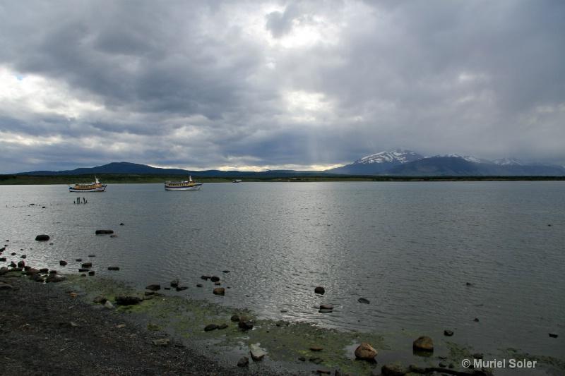Puerto Natales Bay