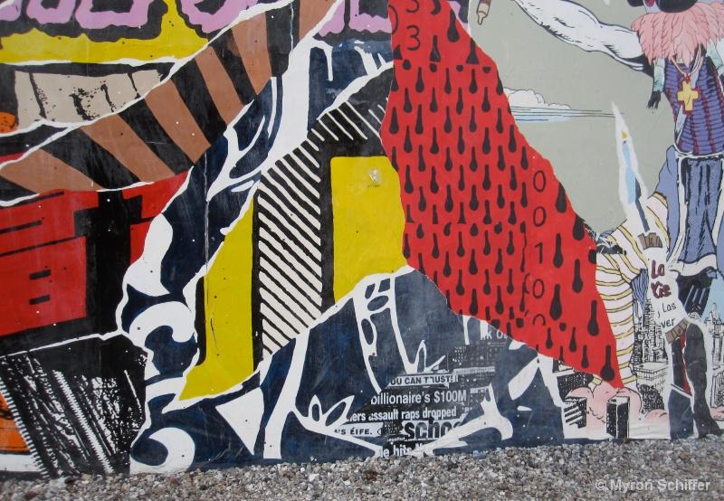 Grafitti Collage II