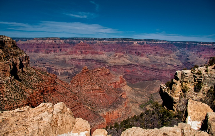 Grand Canyon National Park, river valley, AZ