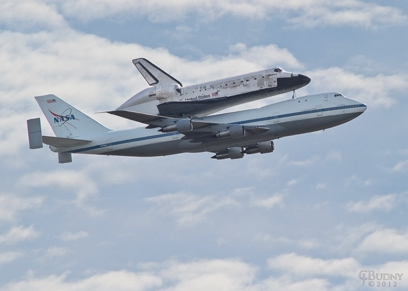 Farewell, Discovery!