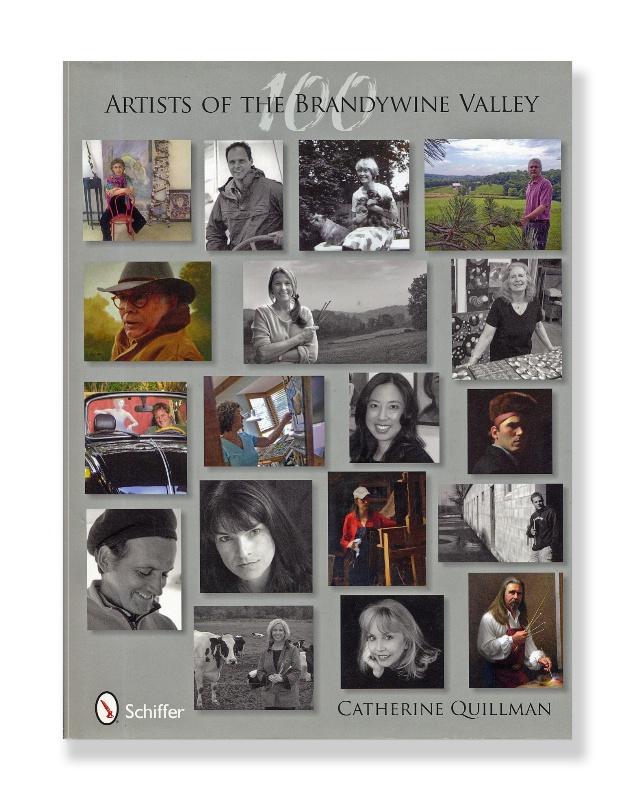 Quillman - 100 Artists of the Brandywine Valley