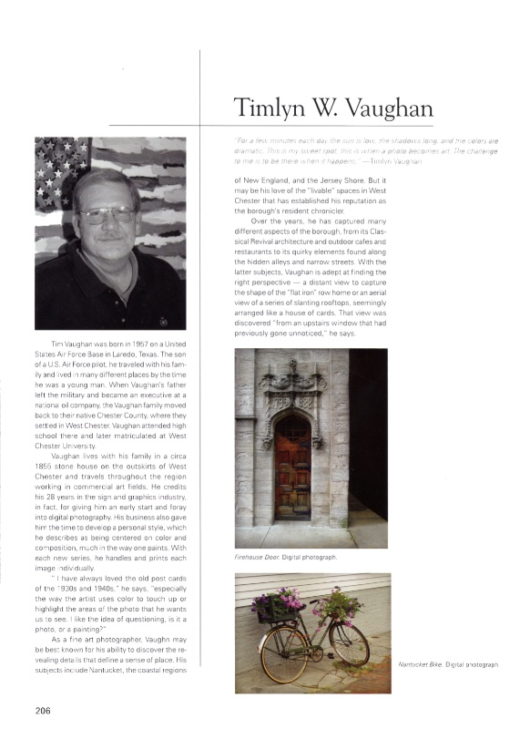 Page 206 - 100 Artists of the Brandywine Valley