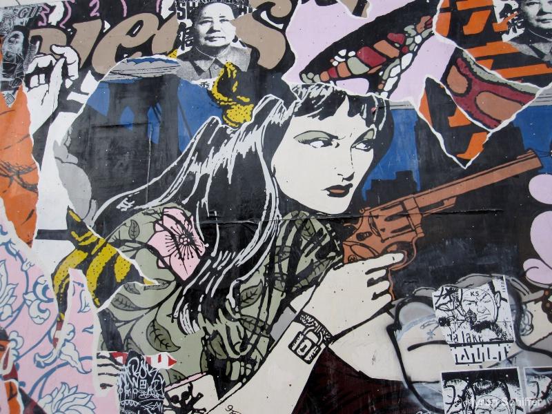 Grafitti Collage III