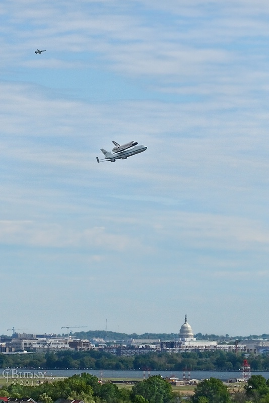 Discovery Flyover