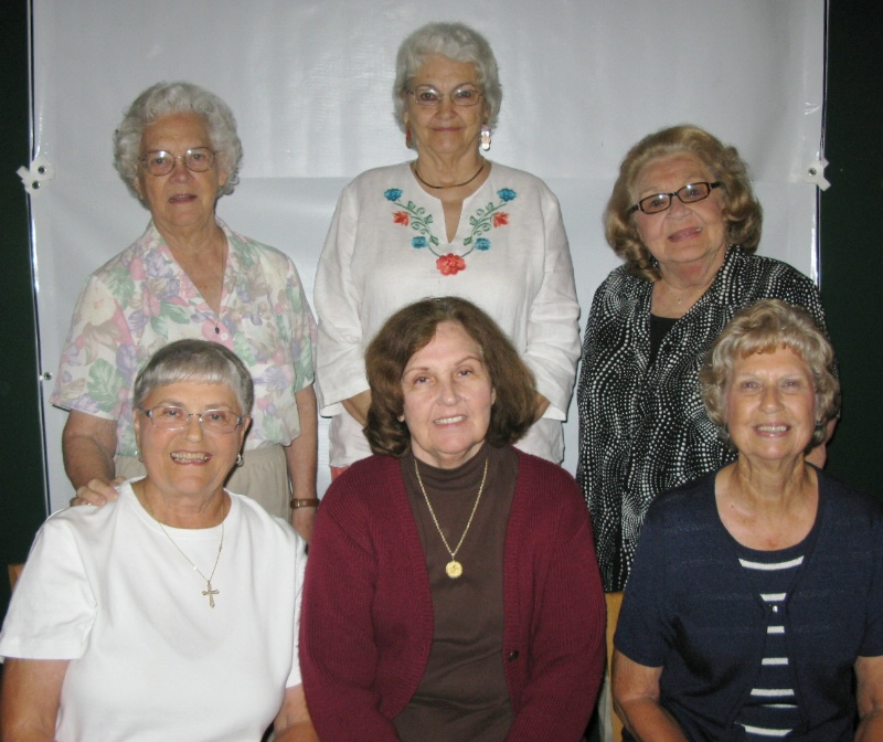LADIES' LUNCHEON,  MAY 3, 2012