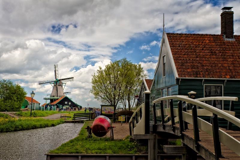Bridge To The Windmill