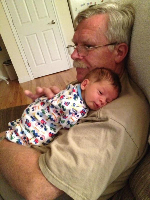SJ and Grampy