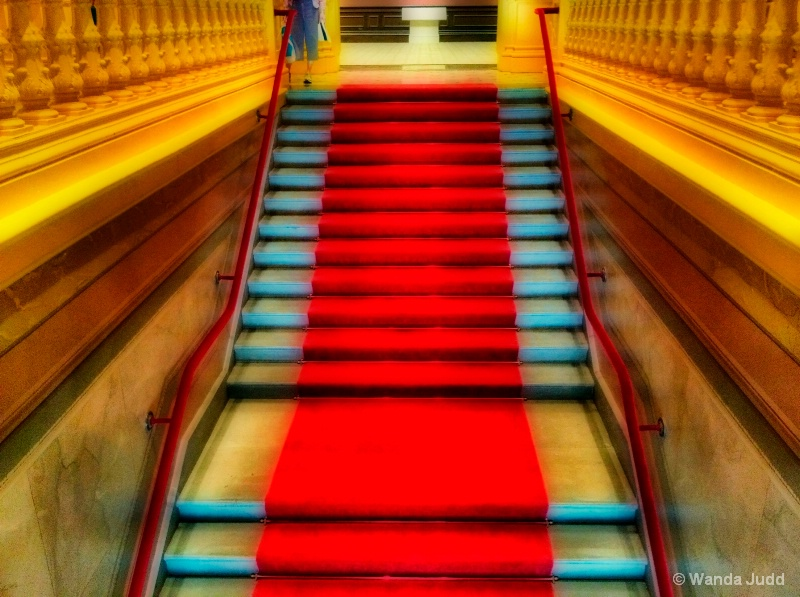 Renwick Steps