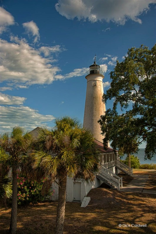 St. Marks National Wildlife Refuge lighthouse