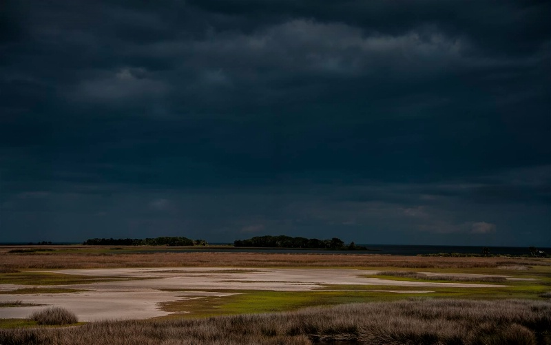 St. Marks NWR before the storm 1