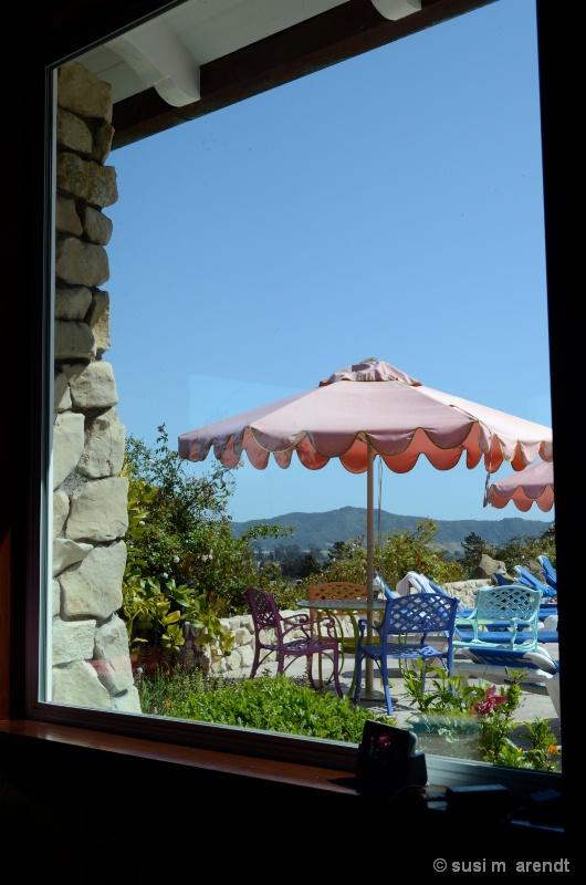 Pool Bar Madonna Inn