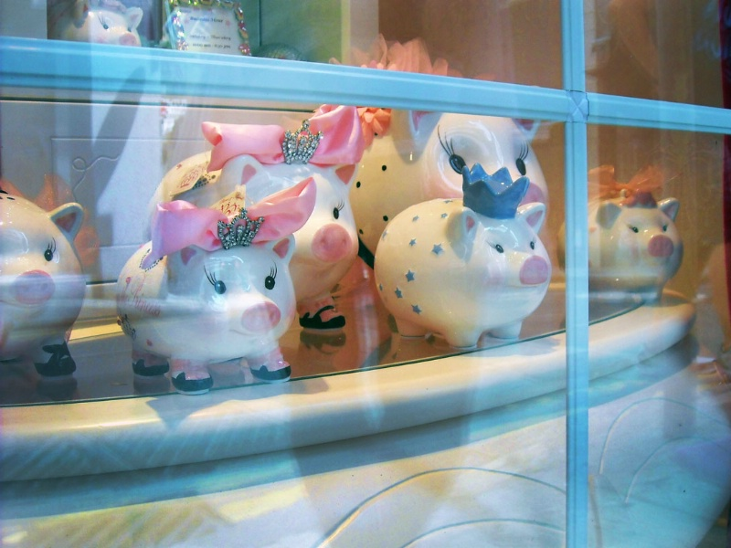 How Much Is That Piggy In The Window?
