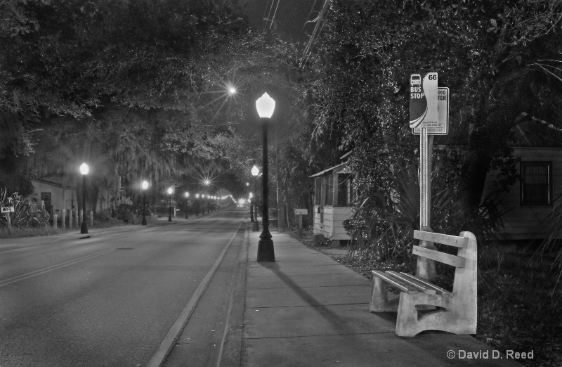 Bus Route 66, Tarpon Springs