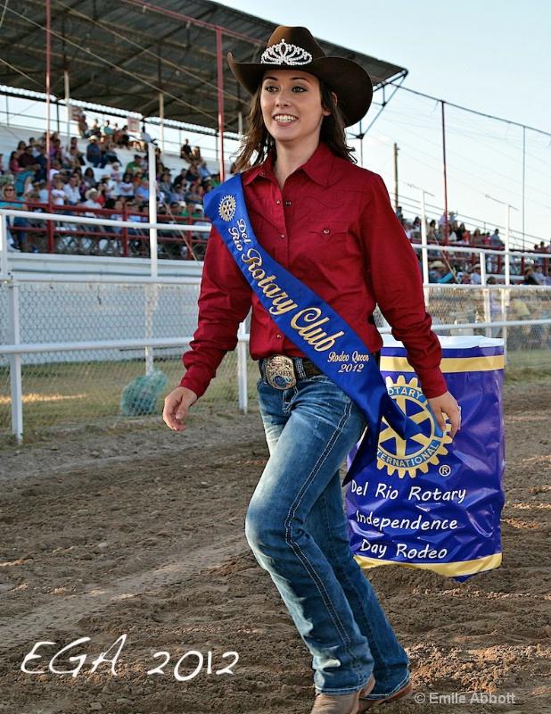 "Shealyn ""2012 Rotary Queen"""