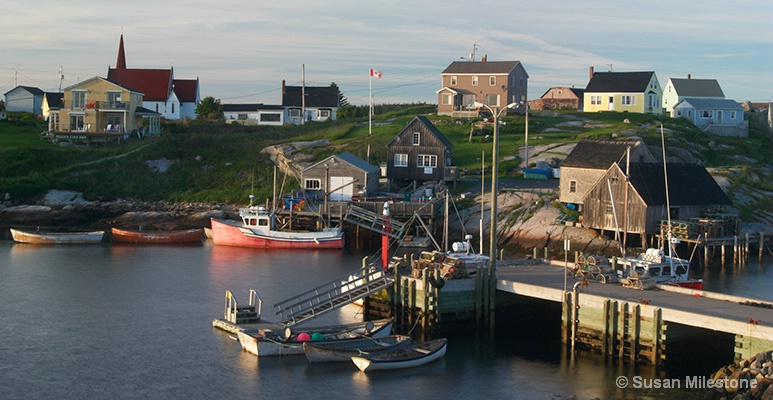 Peggy's Cove, NS 7360