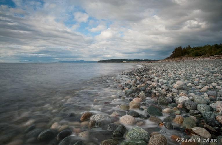 Rock Beach, Whidbey Island, WA