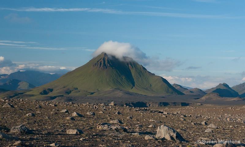 Volcano 3154