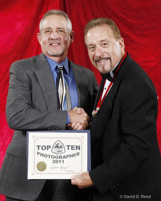 Top Ten Photographers Award