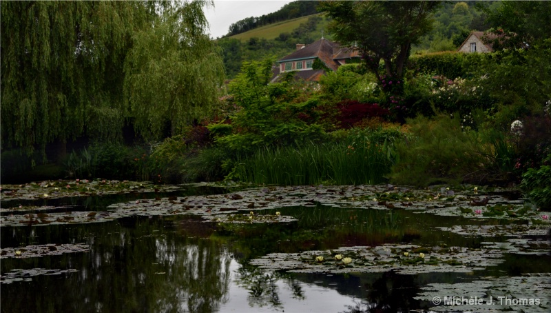 Monet's House & Garden, Giverny, France