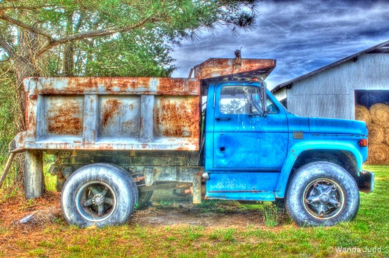 Carolyn's Truck