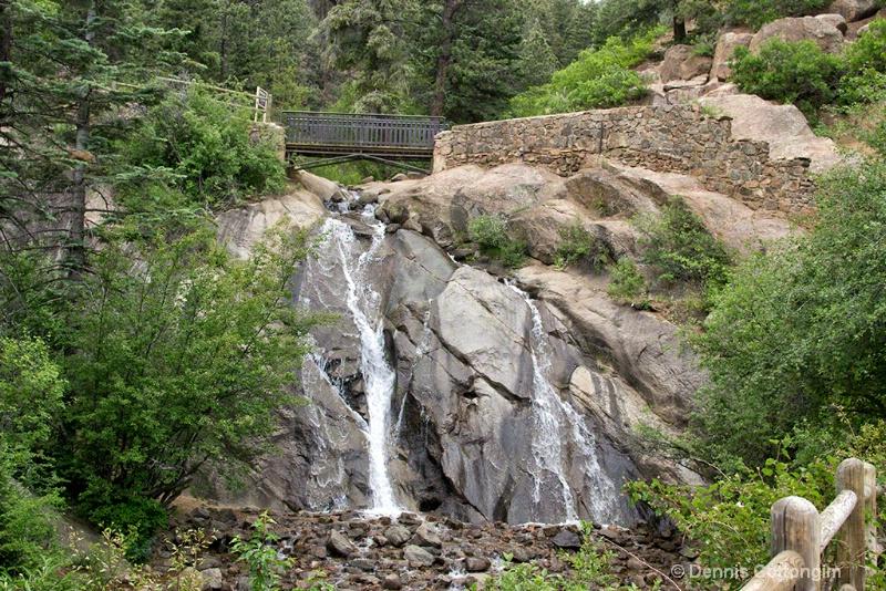 Helen Hunt Falls, North Cheyenne Canon