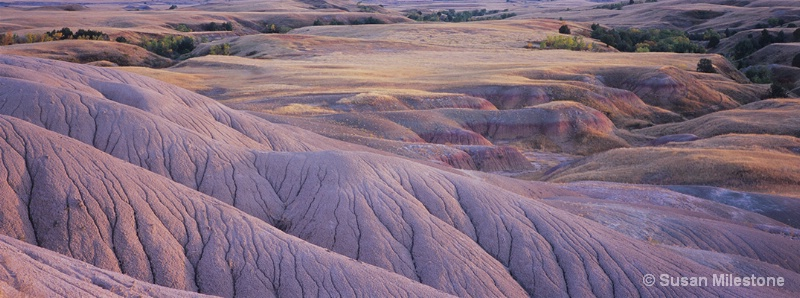 Badlands NP late light 3