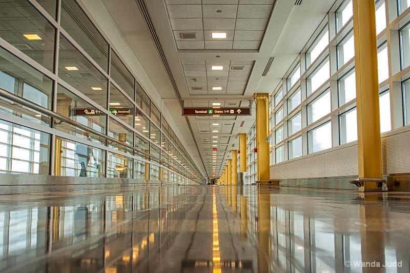 Terminal A...