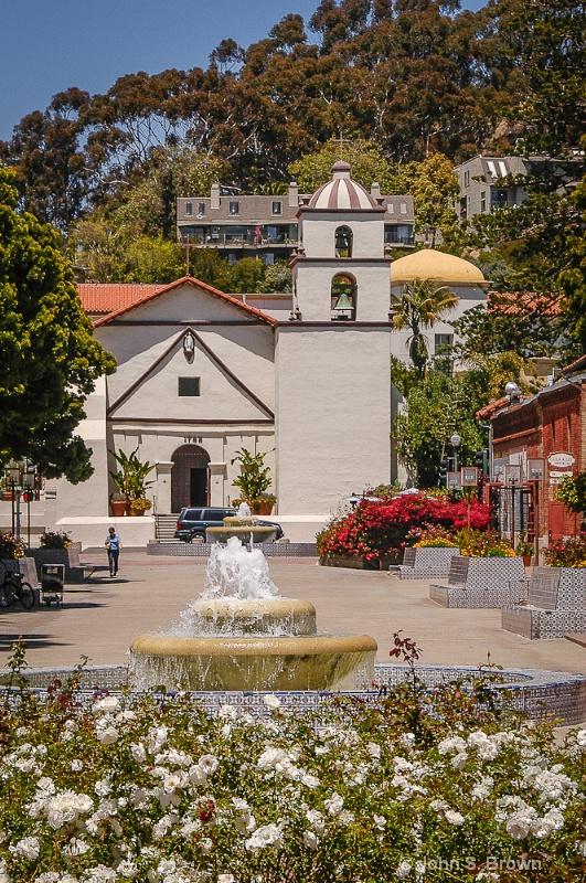 Mission San Buenaventure-19