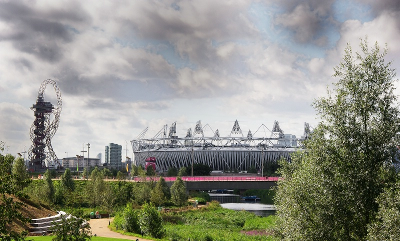 London´s Olympic Park 47