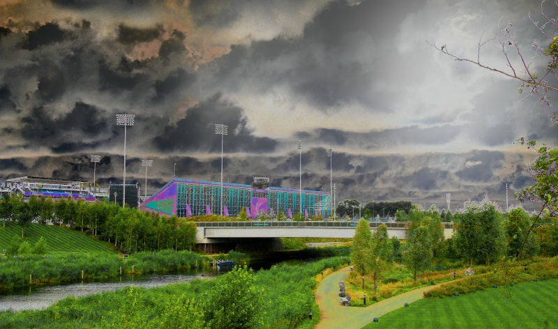 London Olympic Park 31