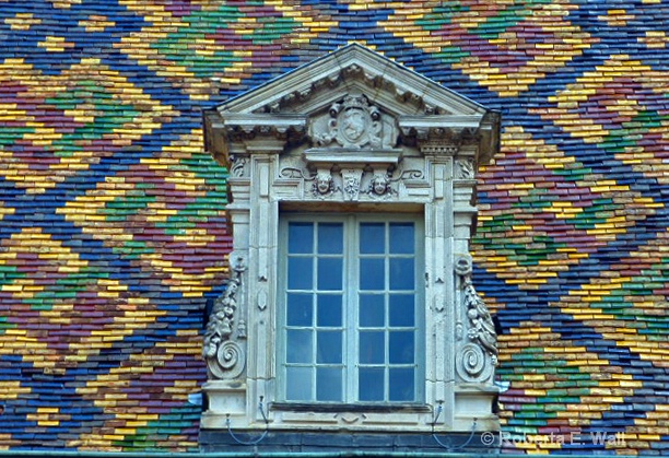 roof and window