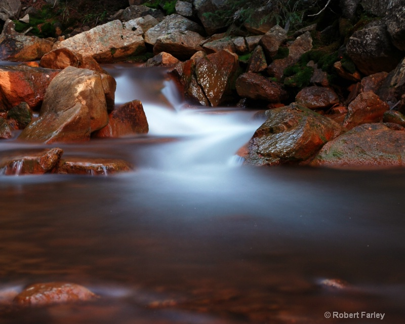 winding water