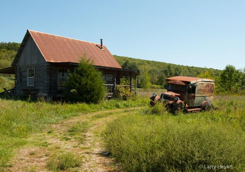 Arkansas Farm House