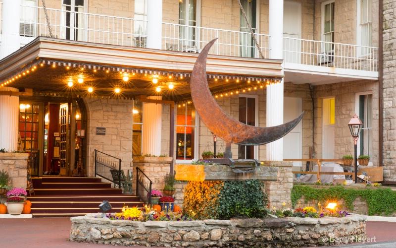 Crescent Hotel- Hot Springs, Arkansas