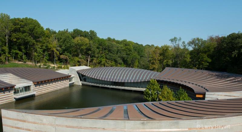 Crystal Bridges Muiseum of American Art