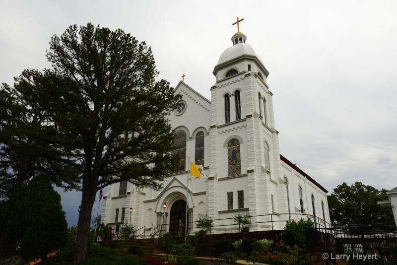 St John the Baptist Church in Hot Springs, AR