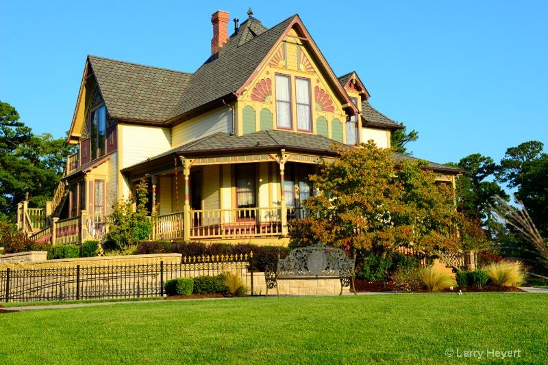 Victorian House- Hot Springs, Arkansas