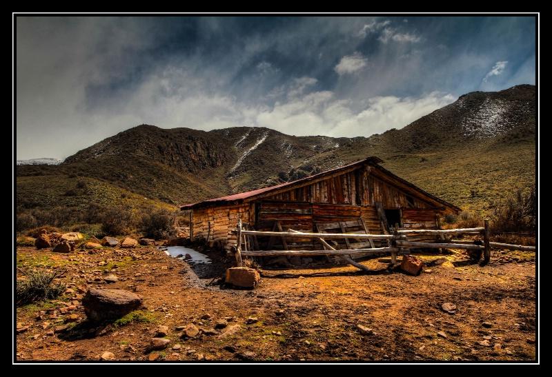 Perdida en Los Andes
