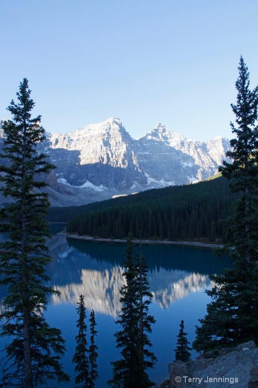 Moraine Lake Reflection