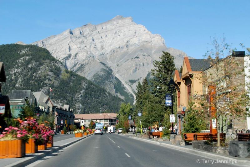 Main Street, Banff