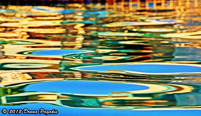 Bathe in Reflections