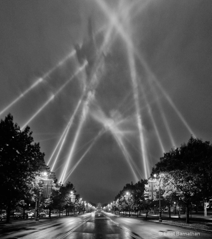 Philadelphia at Night 8